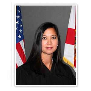 Portrait of Judge Andrea Teves Smith