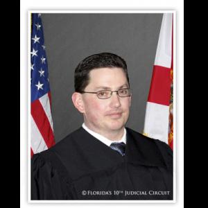 Portrait of Judge Gerald Hill