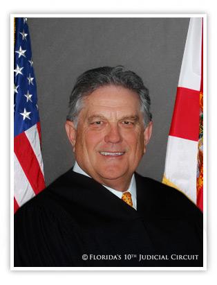 Portrait of Judge Barry Bennett