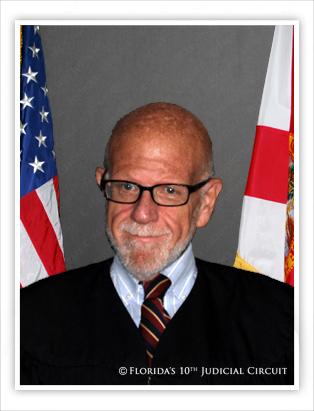 Portrait of Judge Mark F. Carpanini