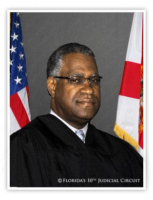 Portrait of Judge Timothy Coon