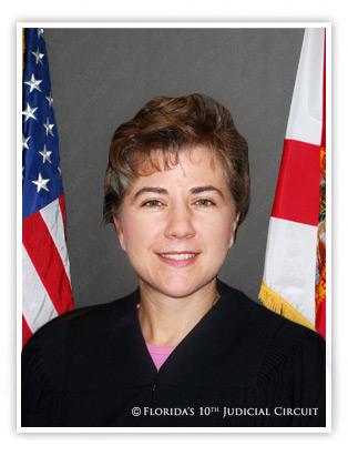 Portrait of Judge Angela J. Cowden