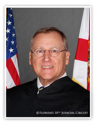 Portrait of Senior Judge Julian Durrance