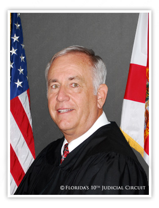 Portrait of Judge Ronald A. Herring