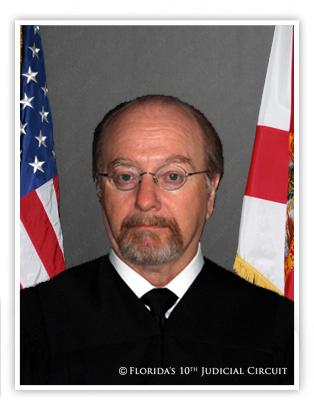 Portrait of Judge Mark Hofstad