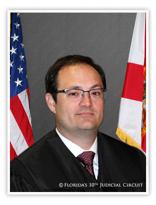 Portrait of Judge David N. Horton