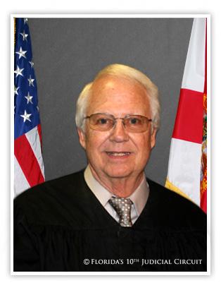 Portrait of Senior Judge Randall G. McDonald