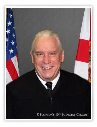 Portrait of Senior Judge Richard G. Prince