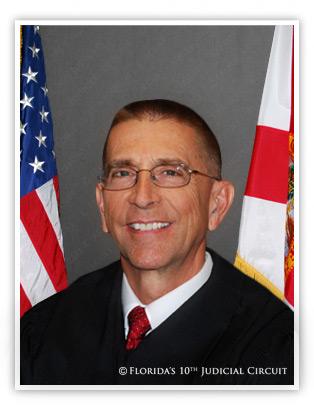 Portrait of Senior Judge Olin W. Shinholser