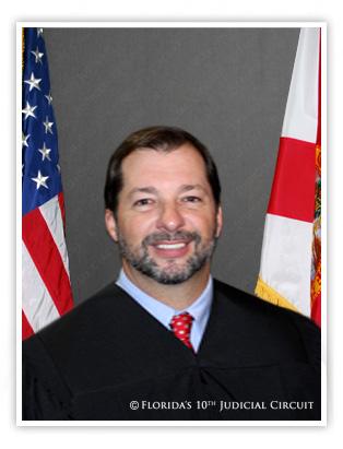 Portrait of Judge David E. Stamey, Jr
