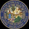 10th Judicial Circuit Court Seal