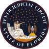 10th Judicial Circuit Seal